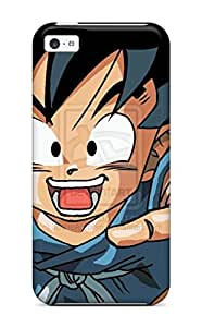 Hot New Kid Goku Case Cover For Iphone 5c With Perfect Design