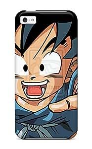 samuel schaefer's Shop Kid Goku Durable Iphone 5c Tpu Flexible Soft Case