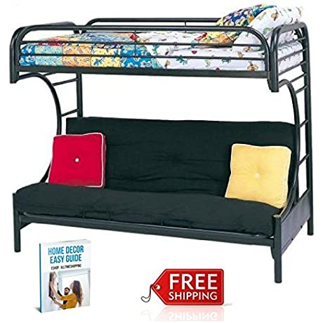 Loft Bed Couch Ladder Kids Toddlers Teens Bed Stairs Furniture Sofa Modern EBook By AllTim3Shopping