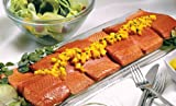 Wild Alaskan Coho Salmon: 6 Oz Dinner Fillets (Six 6 oz dinner fillets)
