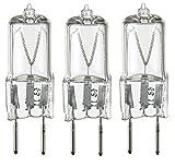 Xenon 20-Watt, 120-Volt G8 Base, 3 Pack by LSE Lighting