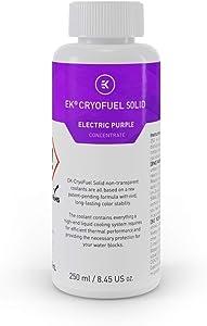 EKWB EK-CryoFuel Solid Concentrate Coolant, 250mL (Electric Purple)