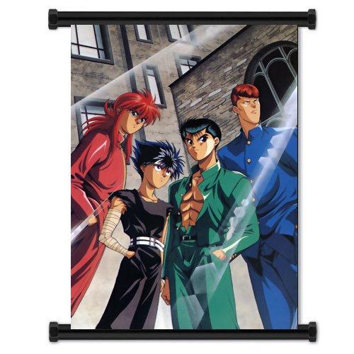 (Wall Scrolls Yu Yu Hakusho Anime Fabric Poster (32