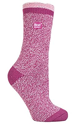 Heat Holders - Women's Original Ultimate Thermal Socks, One size 5-9 us (Buttermere 1816)