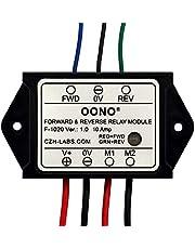 Forward and Reverse Relay Module for Motor/Linear Actuator, Reversing Relay Module (DC 5V)