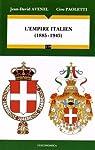 Empire Italien (1885-1945) (l') par Avenel