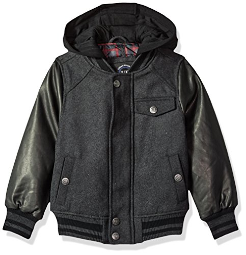 Ribbed Hem Zip Jacket - 5