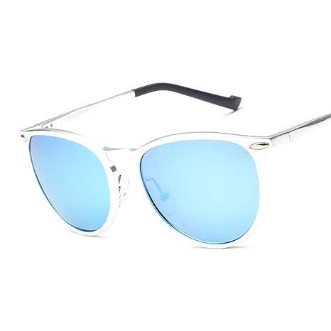 LXC Gafas de Sol de los Hombres, Nuevo Colorido Gafas de Sol ...