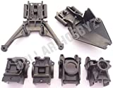 Traxxas Stampede 4x4 XL-5 * BULKHEADS - DIFFERENTIAL HOUSING CASES & SKID PLATES