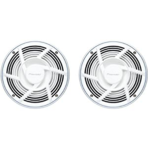 "PIONEER TS-MR2040 Nautica(R) Series 8"" 2-Way Marine Speakers"