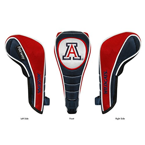 Wildcats Headcover Golf (Team Effort Arizona Wildcats Shaft Gripper Fairway Headcover)