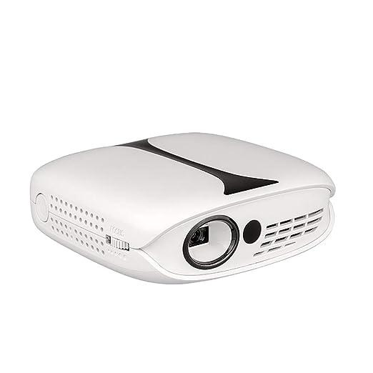 John-L Mini proyector, proyector de Bolsillo para el hogar ...