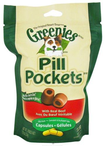 GREENIES PILL POCKETS Treats Capsule