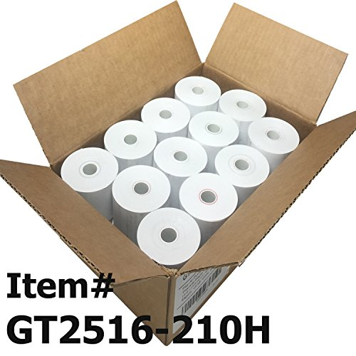 Wayne Gas Pump ((24) Pay-At-Pump Thermal Paper Rolls 2-5/16 X 210 Gas)