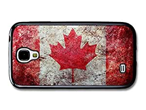 Canadian Maple Leaf Flag of Canada case for Samsung Galaxy S4 by mcsharks