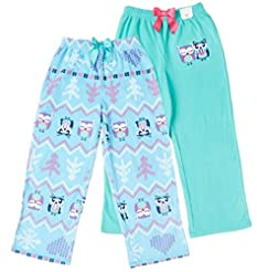 St. Eve Girls' Sleep Pant, 2-pack