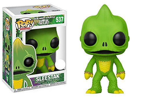Sleestak Bobble Head - Land of the Lost POP! Television Vinyl Figure Sleestak 2017 Fall Convention Excl