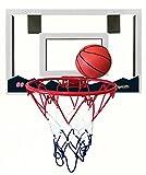 Speedy Mini Basketball Hoop with 18' x 12' Shatterproof Backboard and...
