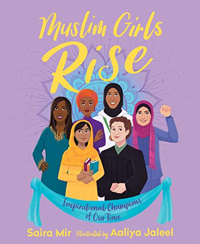 Book Cover: Muslim Girls Rise: Inspirational Champions of Our Time