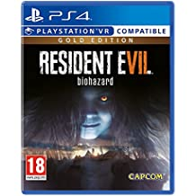 Resident Evil 7 Gold Edition (PS4) UK IMPORT REGION FREE