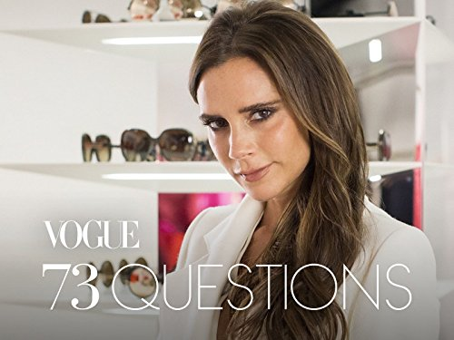 73 Questions with Victoria - Celeb Fashion Mens