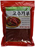 Tae-kyung Korean Red Chili Pepper Flakes Powder Gochugaru, 1 Lb