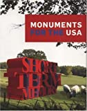 Monuments for the USA, Ralph Rugoff, 097250804X