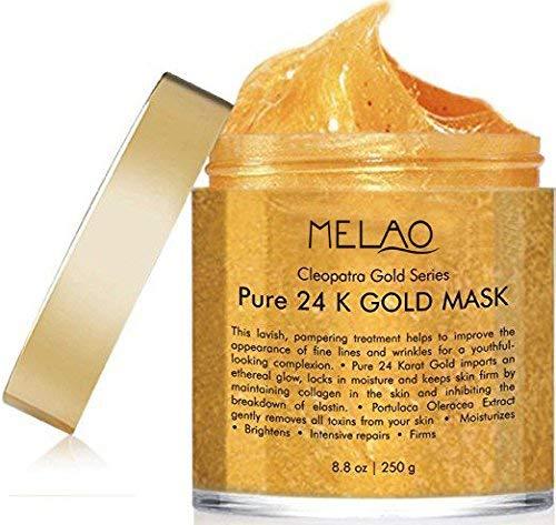 24K Gold Facial Mask Anti Aging Care Anti Wrinkle Anti Toxin Anti Acne