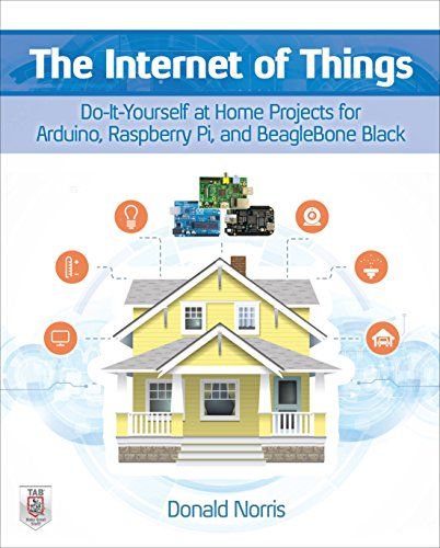 The Internet of Things: Do-It-Yourself at Home Projects for Arduino, Raspberry Pi and BeagleBone Black (Beaglebone Black Programming)