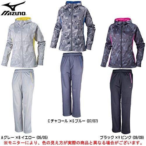 持参シマウマ聴覚MIZUNO(ミズノ) テックシールド レディース 上下セット (32JC5860/32JD5860)