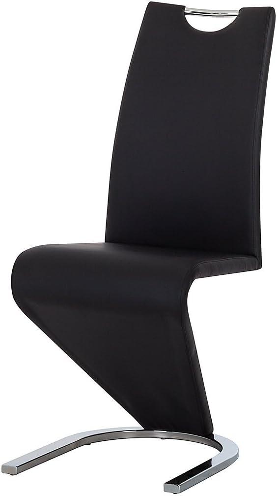 Mister Meubles Chaise de salle à manger Design LYDIA coloris