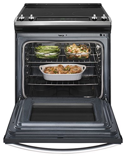 Kenmore 2295113 4.8 cu. ft. Self Clean Front Control Electric Range in Stainless Steel