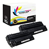 Smart Print Supplies C3903A 03A MICR Black Premium Compatible Toner Cartridge Replacement for HP 5P 5MP 6P 2D 3D, Apple IIF IIG Printers (4,000 Pages) - 2 Pack