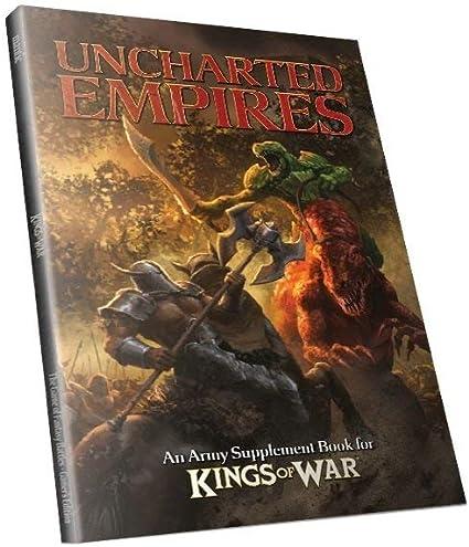 Mantic Games MGKW07 Kings of War Uncharted - Libro de imanes: Amazon.es: Juguetes y juegos