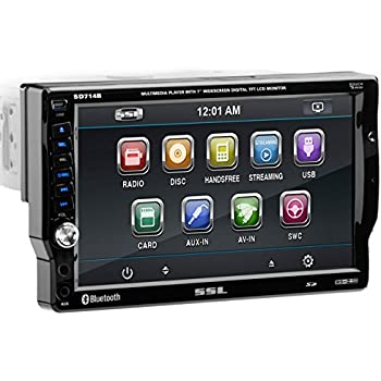 51IkzssCCvL._SL500_AC_SS350_ amazon com sound storm sd714b single din, touchscreen, bluetooth  at aneh.co