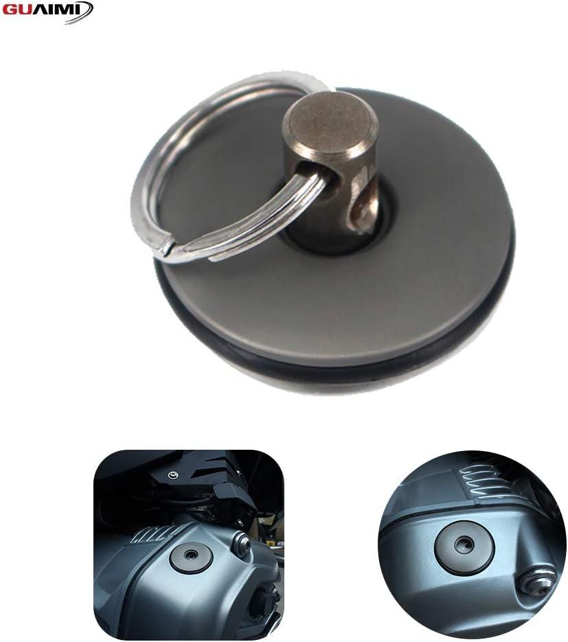 GUAIMI /Ölstopfen Sicherheits-/Ölstopfen Kompatibel mit R1250GS R1200GS ADV//R//RS//RT//ST HP2-Enduro R NineT Pure//Scrambler//Racer//5//Urban G//S Titanium