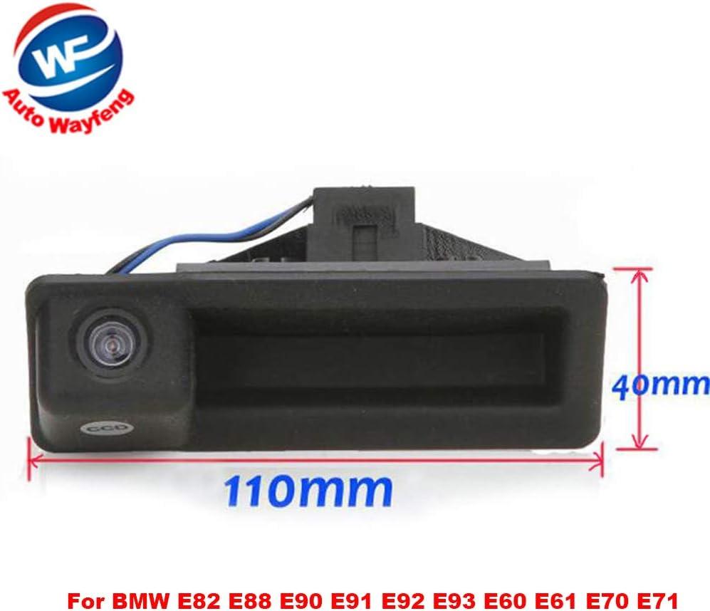 Dynavision Cam/éra De Recul Couleur Vision Nocturne Voiture Camion pour E60 E61 E70 E71 E72 E82 E88 E84 E90 E91 E92 E93 for BMW 1 3 5 X5 X6 X1