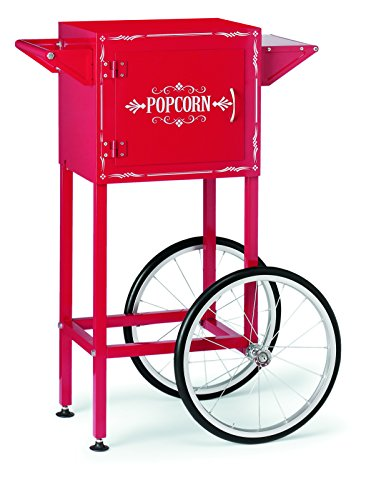 Cuisinart CPM-2500TR Red Trolley to be used with Cuisinart CPM-2500 Popcorn Maker