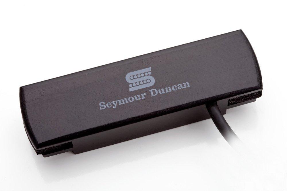 Seymour Duncan Woody HC SA-3HC Hum-Canceling Acoustic Soundhole Pickup - Black by Seymour Duncan