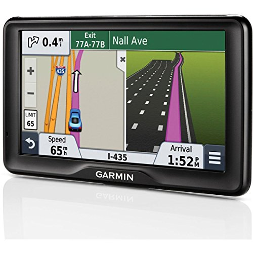 "Garmin nuvi 2757LM 7"" GPS Navigation System w/ Lifetime Map Updates (Certified Refurbished)"