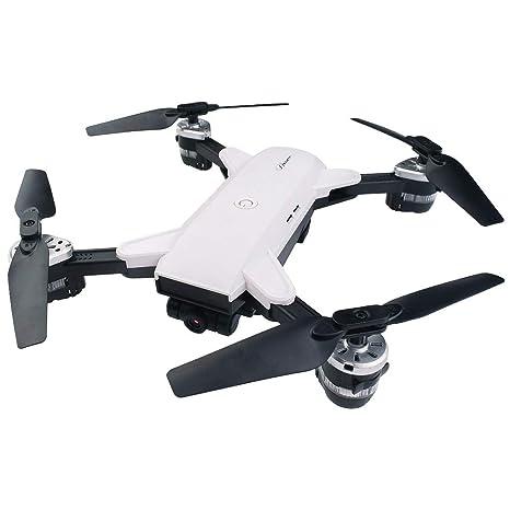 Drone Plegable, Con Hd Fpv Wifi Cámara Altitud Hold Track ...