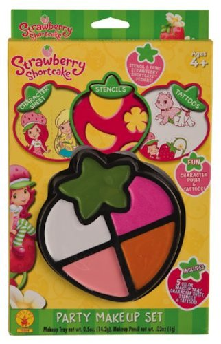 Strawberry Shortcake, Makeup Kit]()