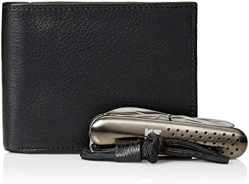 Kenneth Cole REACTION Men's Pass Case Wallet with Multi-Tool