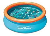 SUMMER WAVES 10'x30 3D Quick Set Pool with 2 Pairs of 3D Goggles