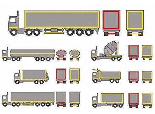 Dobo® Cinta adhesiva reflectante reflectante reflectante deberá reflejar la luz directa Perfecto para camiones coche para puerta de garaje alarma y sus ...