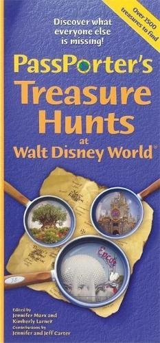 PassPorter's Treasure Hunts at Walt Disney World
