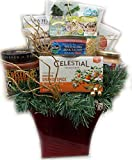 Deluxe Diabetic Healthy Christmas Gift Basket For Sale