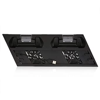 YH16 Soporte de refrigeración de Carga PS4 Pro Ultrathin Carga ...