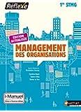 Management des organisations 1re STMG - Collection Réflexe