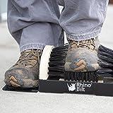 Rhino Bilt Folding Boot Scraper, The All-in-one